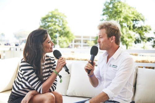 Torie & Nico Rosberg